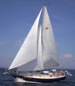 Cutter Rigged 29 ft. BAYFIELD Cruiser Sailboat