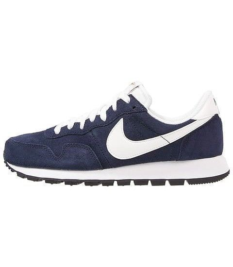 ce2c01f0f631c NEW Nike Air Pegasus 83 Mens Trainers UK Size 10.5 Retro Classic Suede  Running Shoes Navy Blue Black
