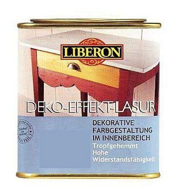 55 Dosen Liberon Deko-Effekt Lasur Holzlasur Restposten Sonderposten baumarkt