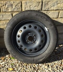 Ford Focus Tyre and rim vgc Goodyear 195/60R15
