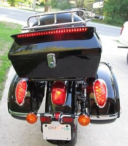 XL-Series Large Saddle Bags-Motorcycle hard bags Kitchener / Waterloo Kitchener Area image 2