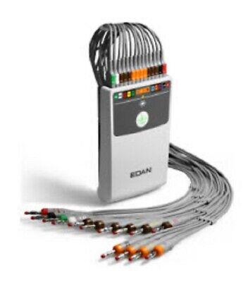 Edan Se-1515 Pc Based Ecg Unit