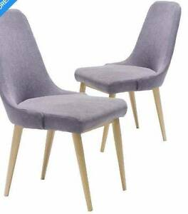 2 x Norway Dining Chairs Albert Park Port Phillip Preview