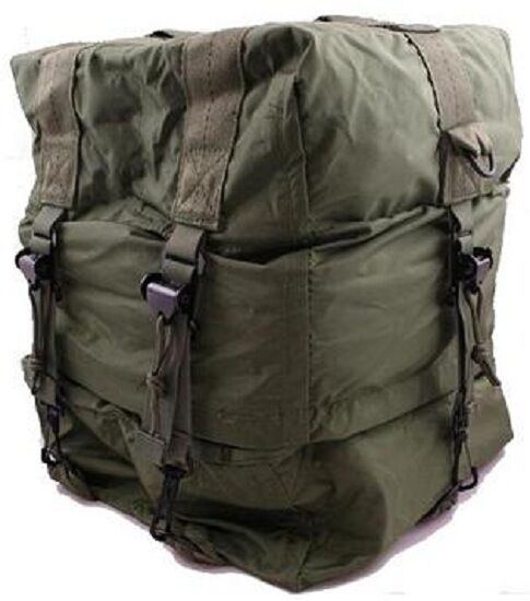 Large Fully Stocked GI Issue Medic First Aid Kit Bag