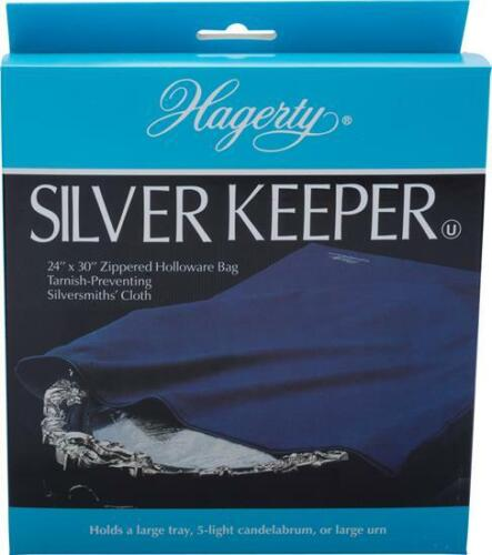 """Hagerty  24"""" x 30"""" Zippered Bag to Prevent Tarnish, Brand New"""