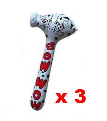 Giant Blow Up Animals (Giant Blow-Up Inflatable Mallet/Hammer Tool Party/Wedding Favor Gift Play)