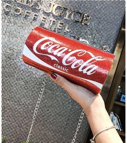 Coca-Cola Style Purse Bag 👛