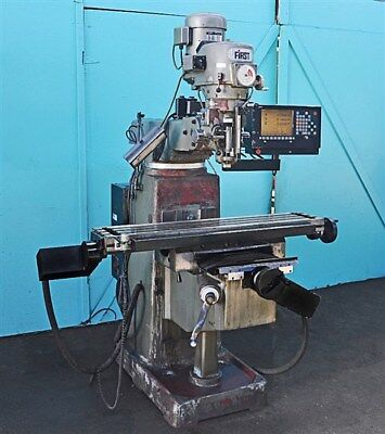 First Lc-185-vs 2-axis Cnc Mill With Sony Nu 20-2030 Control