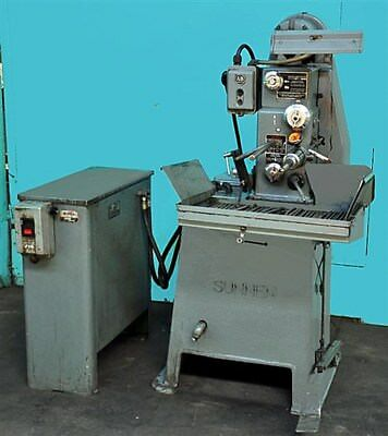 Sunnen Mbb-1600 Honing Machine With Grit Guard Oil Filter System