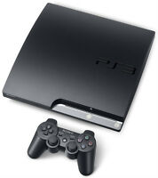 PS3 with 3 controllers