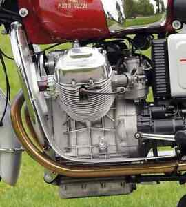Moto Guzzi, BMW Airhead, Repair Hacker