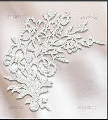 Schmuck Haut- Cinderella Ines von Castilho Weiß Peterandclo 2579