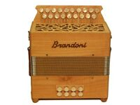 Melodeon Accordion *BRAND NEW*