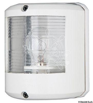 Osculati Utility 78 White Body 135 Degrees Stern White Navigation Light 12V