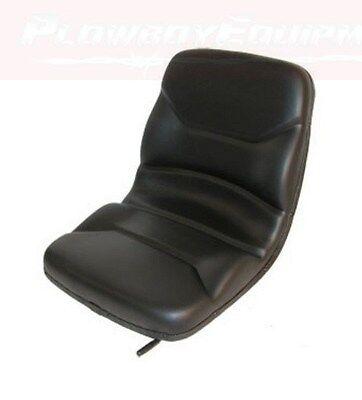 Black Seat For Bobcat Skid Steer Loader 825 843 970 974 975