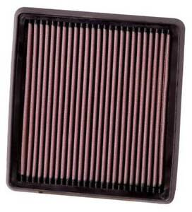 K&N Fiat Alfa Romeo Opel Vauxhall High-Flow Air Filter 2005-2019