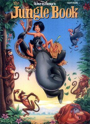 The Jungle Book Das Dschungelbuch Noten Songbook für Klavier leicht Easy Piano