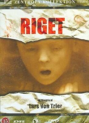 The Kingdom (Riget) [1994] [DVD] [1996] By Udo Kier,Ernst-Hugo Järegård.