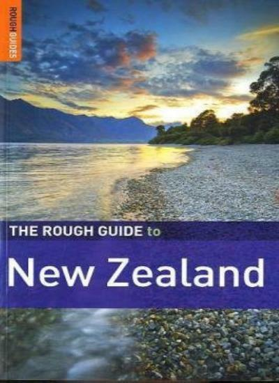 The Rough Guide to New Zealand (Rough Guide Travel Guides) By Tony Mudd, Paul W