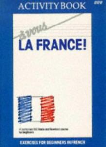 A vous la france books comics magazines ebay a vous la france grammar workbook exercises for beginners in french languag fandeluxe Choice Image