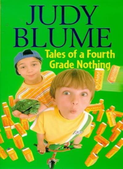 Tales of a Fourth Grade Nothing (Piccolo Books),Judy Blume