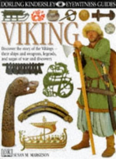 Viking (Eyewitness Guides),Susan M Margeson