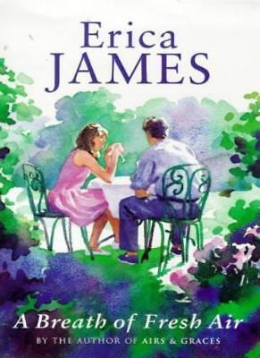 Used, A Breath of Fresh Air-Erica James for sale  United Kingdom