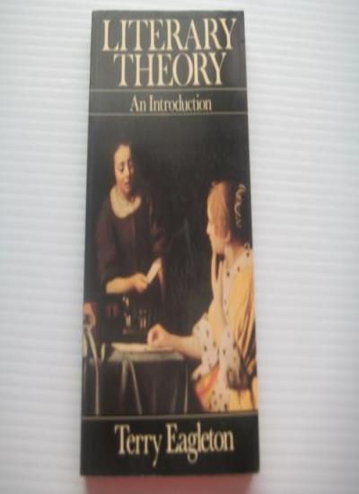 Literary Theory: An Introduction,Terry Eagleton- 9780631132592
