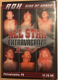 ROH All Star Extravaganza 4 dvd