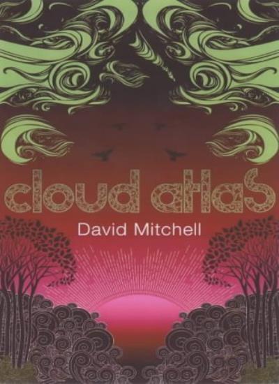 Cloud Atlas,David Mitchell- 9780340822777