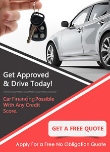 Brantford Car Loans For All No refusals $0 Down!