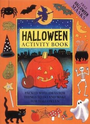 Halloween Activity Book,Clare Beaton