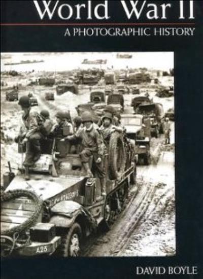 World War II (Photographic History of War),M Wilkinson