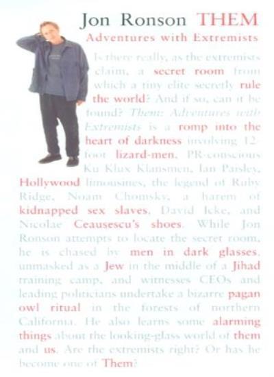 THEM: Adventures with Extremists,Jon Ronson- 9780330375450