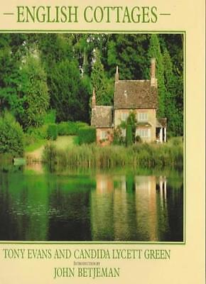 English Cottages (Country),Tony Evans, Candida Lycett Green, Candida Lycett-Gre (English Cottages)