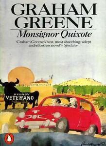 Monsignor Quixote,Graham Greene- 9780140065978