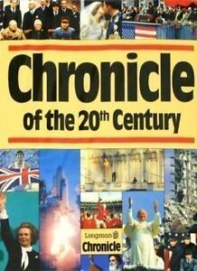 Chronicle of the 20th Century By Derrik Mercer. 9780582039193