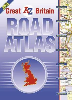 Great Britain Road Atlas (A-Z Road Maps & Atlases),Geographers ,.9780850399509 for sale  United Kingdom