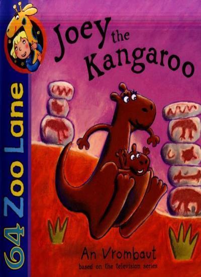 Joey The Kangaroo (64 Zoo Lane),An Vrombaut