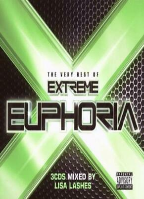 Very Best Of Xtreme Euphoria Mixed By Lisa