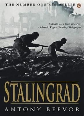 Stalingrad By Antony Beevor. 9780140249859