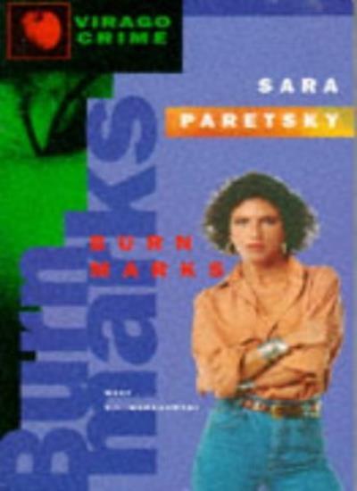 Burn Marks (V.I. Warshawski),Sara Paretsky- 9781853812798