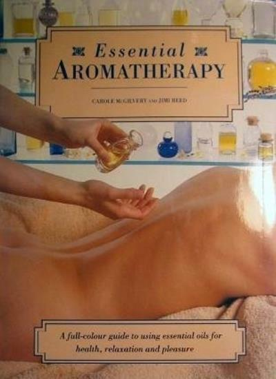 Essential Aromatherapy Book,Carole Mcgilvery