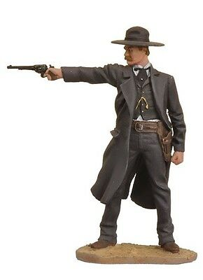 Black Hawk Toy Soldier Wyatt Earp At The OK Corral 1/32 Scale Figure FW0301