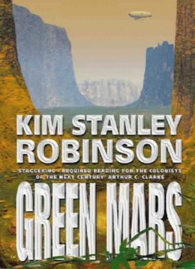 Green Mars (Mars Trilogy),Kim Stanley Robinson