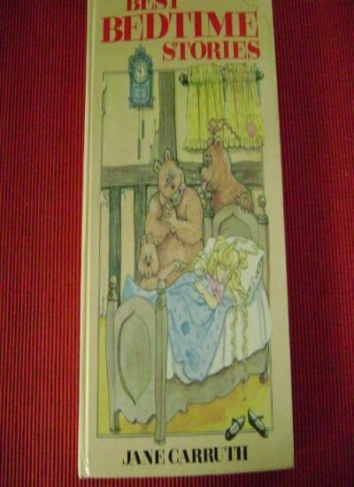 Best Bedtime Stories,Jane Carruth