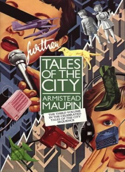 Further Tales of the City,Armistead Maupin- 9780552991063