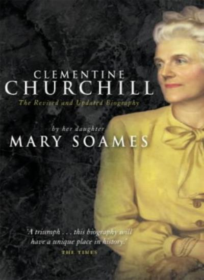 Clementine Churchill,Mary Soames- 9780385604468