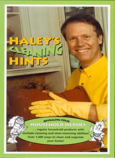 Haley's Cleaning Hints,Graham Haley, Rosemary Haley