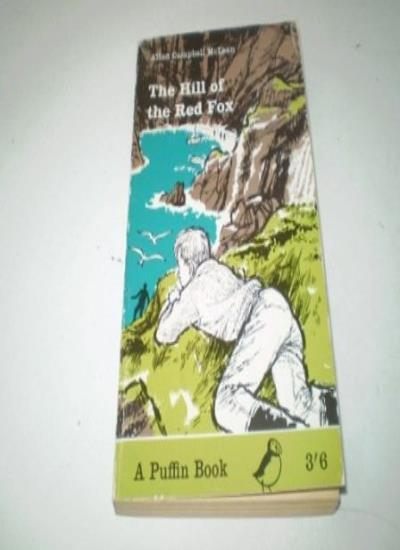 The Hill of the Red Fox (Kelpies),Allan Campbell McLean- 9780862410551